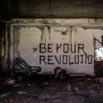 grafitti be your revolution